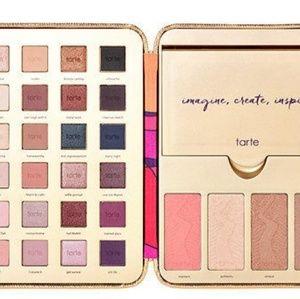 Tarte Pretty Paintbox Case *Missing a few pieces